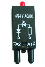 ELESTA relays Module SRD-SGR2-M04 for DIN rail socket SRD-SGR2