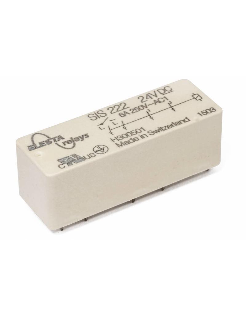 ELESTA relays SIS 4 Series - SIS 222 SEN