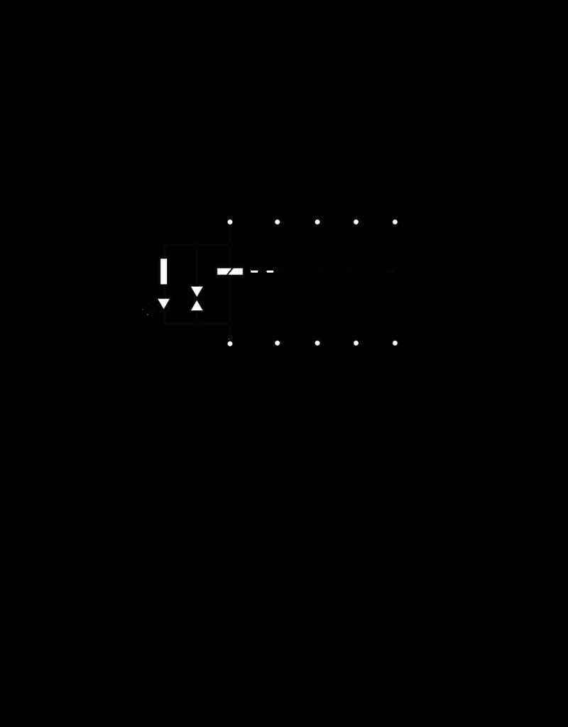 ELESTA relays SMF 4 Baureihe - SMF228/SMF229
