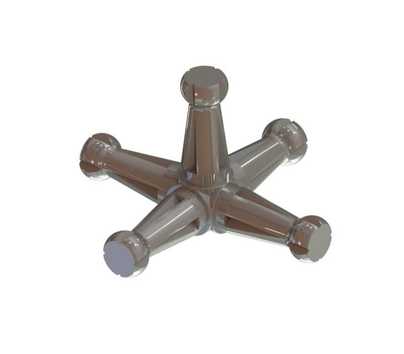 5T Kruisingverbinder