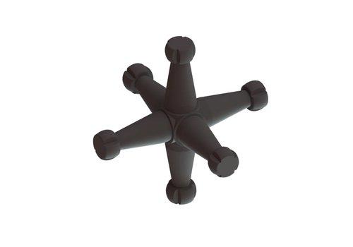 Abstracta 6T kruisingverbinder