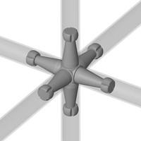 6T Kruisingverbinder