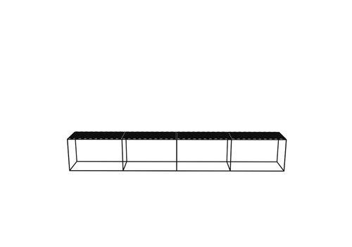 Abstracta Cabinet RH 14 Black