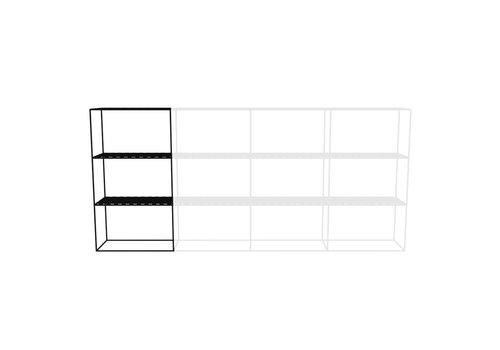 Abstracta Cabinet RH 31 Black