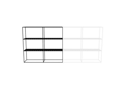 Abstracta Cabinet RH 32 Black