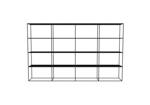Abstracta Cabinet RH 44 Black