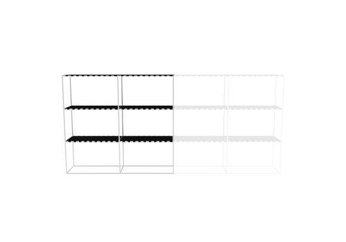 Abstracta Cabinet RH 32 White