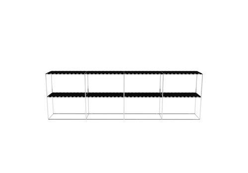 Abstracta Cabinet RH 24 Chrome
