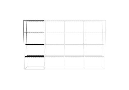 Abstracta Cabinet RH 41 Chrome