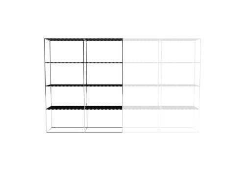 Abstracta Cabinet RH 42 Chrome