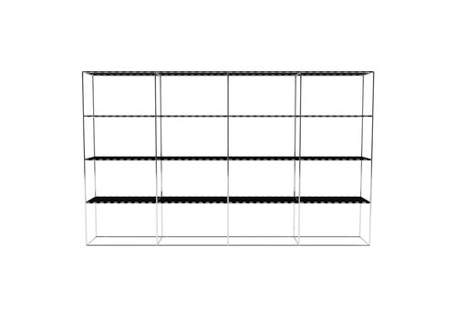 Abstracta Cabinet RH 44 Chrome
