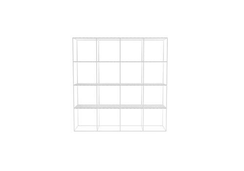 Abstracta Closet VK44 White