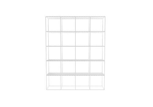 Abstracta Closet VK54 White