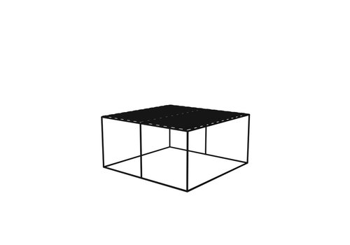 Abstracta Coffee table VK21 Black