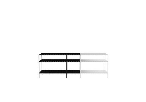 Abstracta Closet DR33 Black white