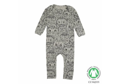 Soft Gallery Soft Gallery- Owl -Jumpsuit-grey