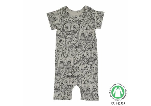 Soft Gallery Soft Gallery- owl -Jumpsuit- OWEN -grey