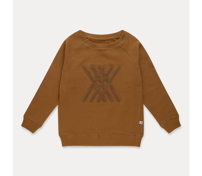 Repose AMS Classic Sweater Gold
