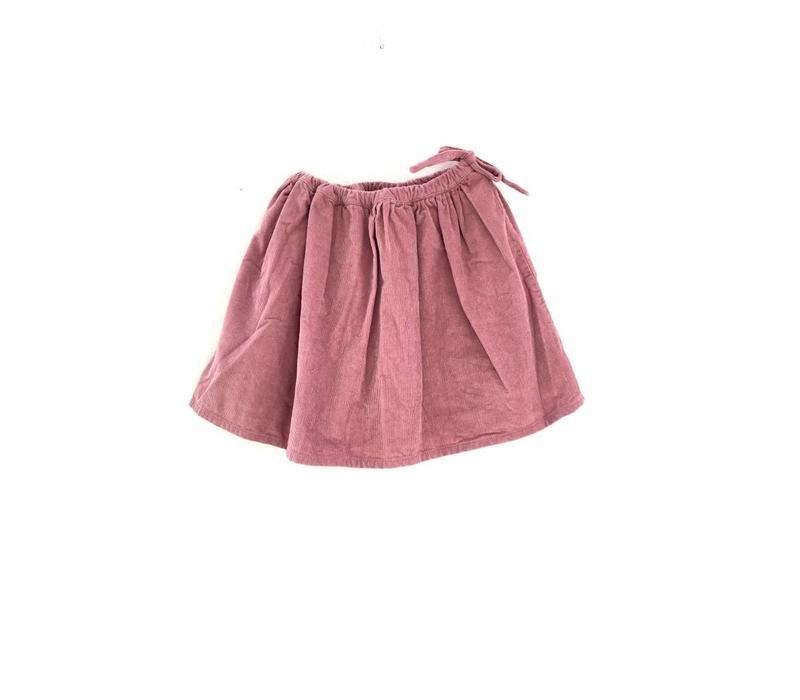 LONGLIVETHEQUEEN Corduroy skirt