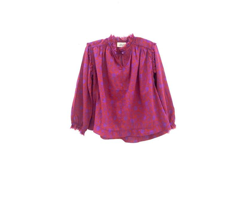 Longlivethequeen blouse