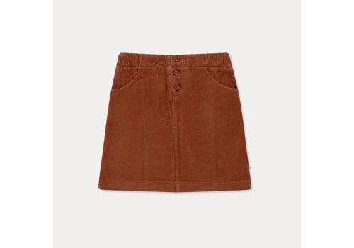 Repose AMS Repose AMS A-Line skirt chestnut