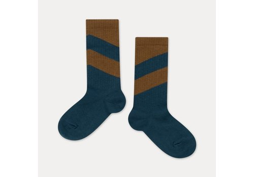 Repose AMS Repose AMS socks vague Blueish diagonal