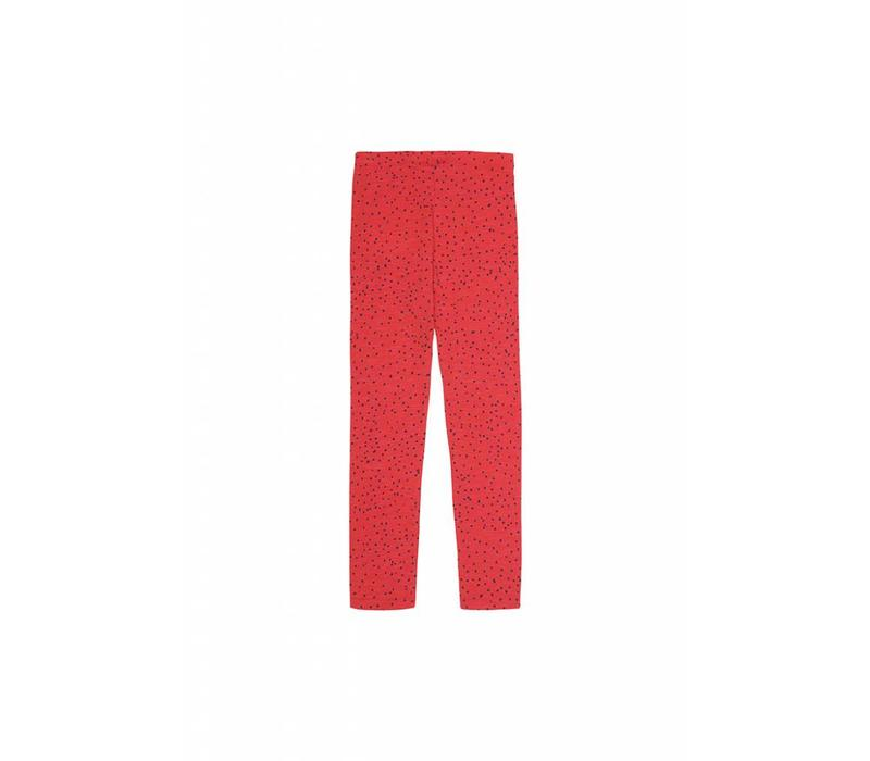 Soft Gallery Legging Mars red