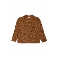 Soft Gallery Belami T-shirt Buclkthorm Brown