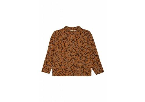 Soft Gallery Soft Gallery Belami T-shirt Buckthorm Brown