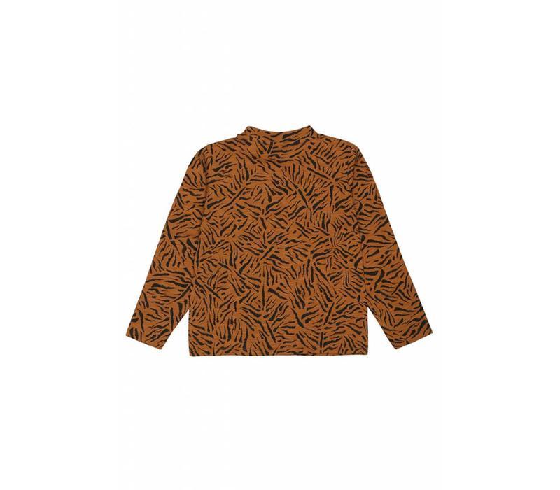 Soft Gallery Belami T-shirt Buckthorm Brown