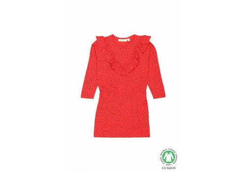 Soft Gallery Soft Gallery Bea Dress, Mars Red