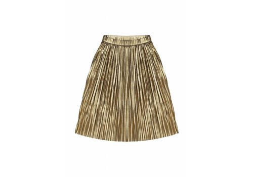 Soft Gallery Soft Gallery Mandy skirt gold