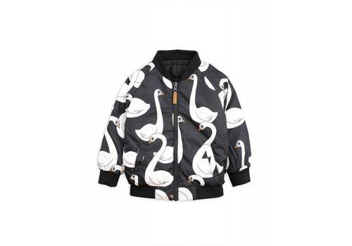 Mini Rodini Mini Rodini Swan insulator jacket
