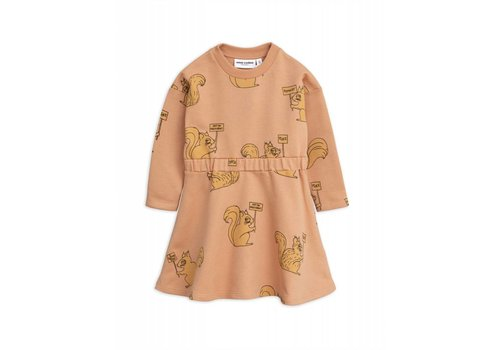 Mini Rodini Mini Rodini Squirrel Dress