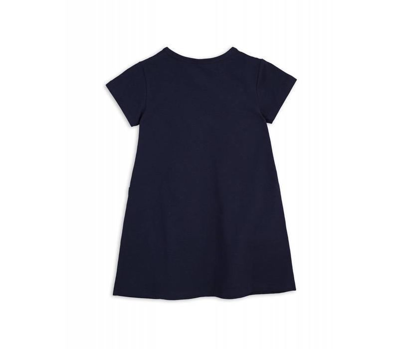 Mini Rodini Basic Dress Navy