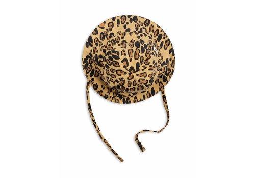 Mini Rodini Mini Rodini leopard sunhat