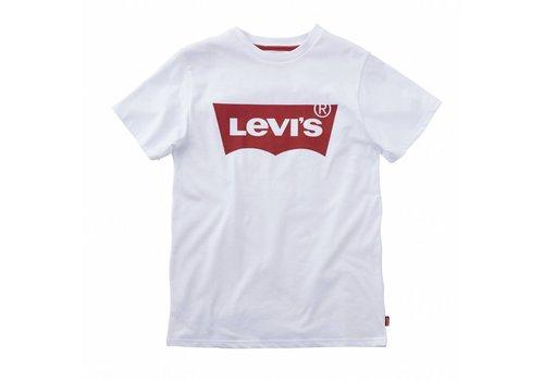 Levis Levis Logo Wit J
