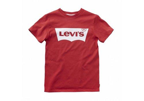Levis Levis Logo Red J