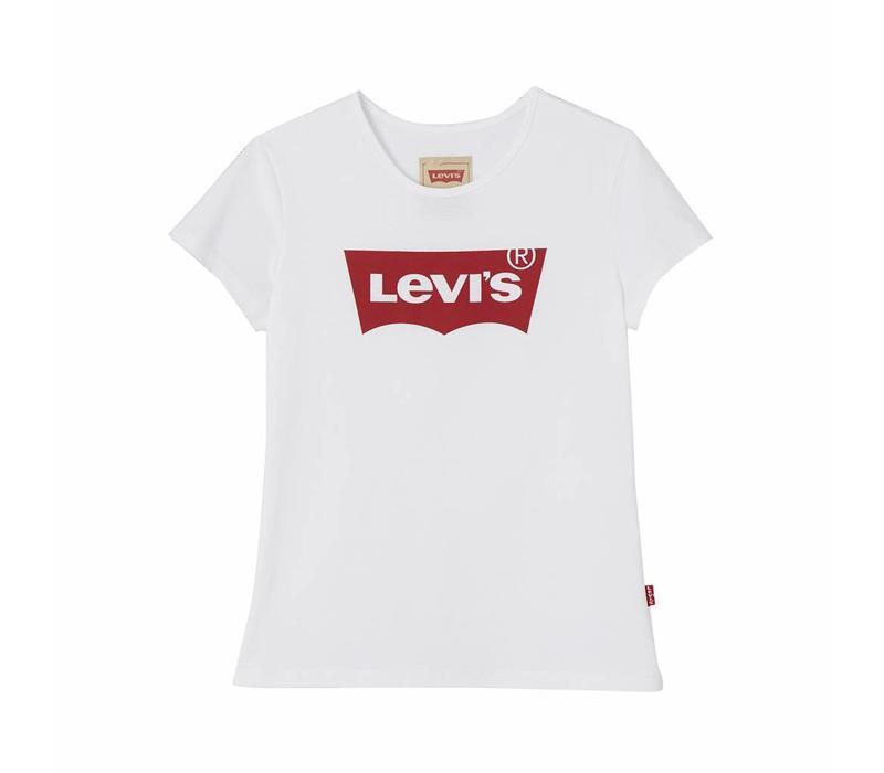 Levis Logo Wit M