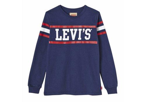 Levis Levis Logo LS Blue J