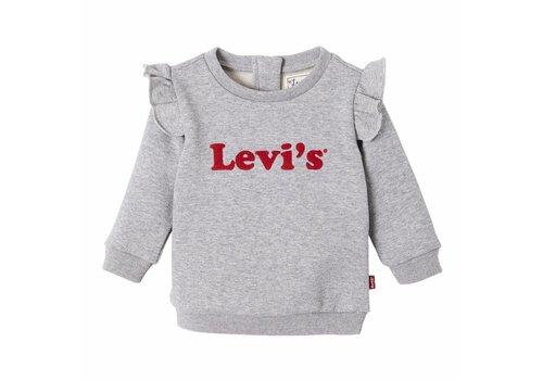 Levis Levis sweatshirt Gris Baby M