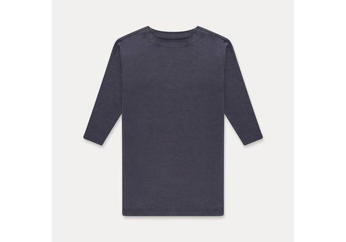 Repose AMS Repose t-shirt dress greyish blue