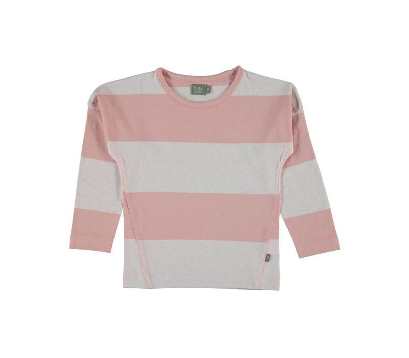 Kidscase Luke t-shirt light pink / pink