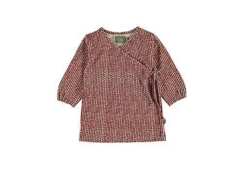 Kidscase Kidscase Hazel dress red