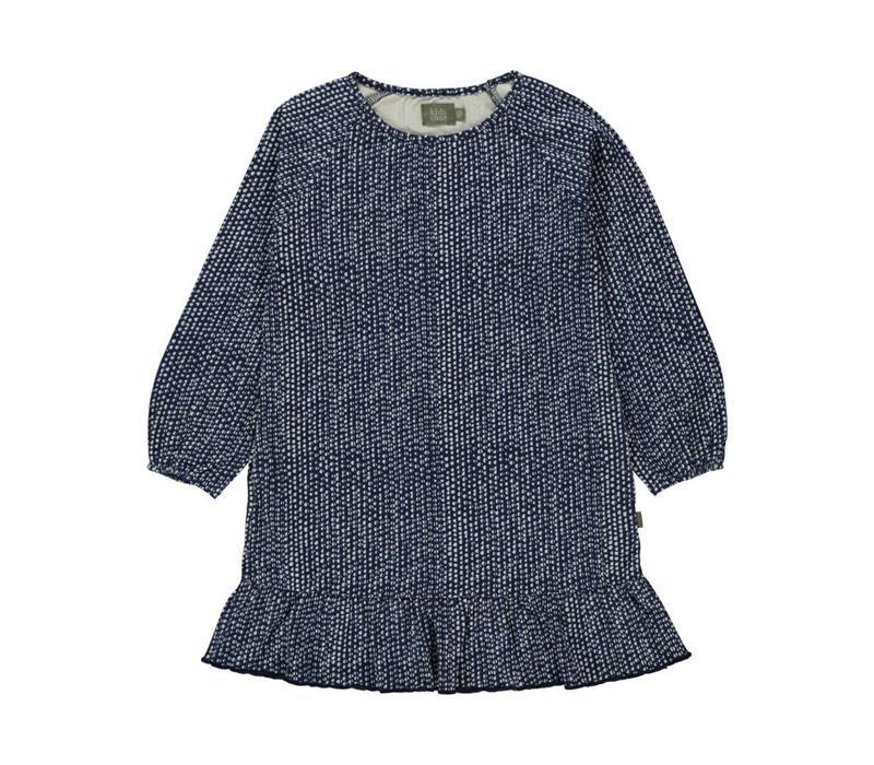 Kidscase Hazel Dress Blue