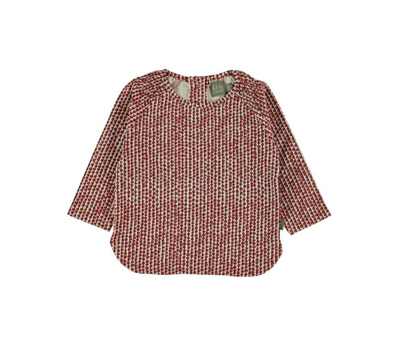 Kidscase Hazel Baby top red