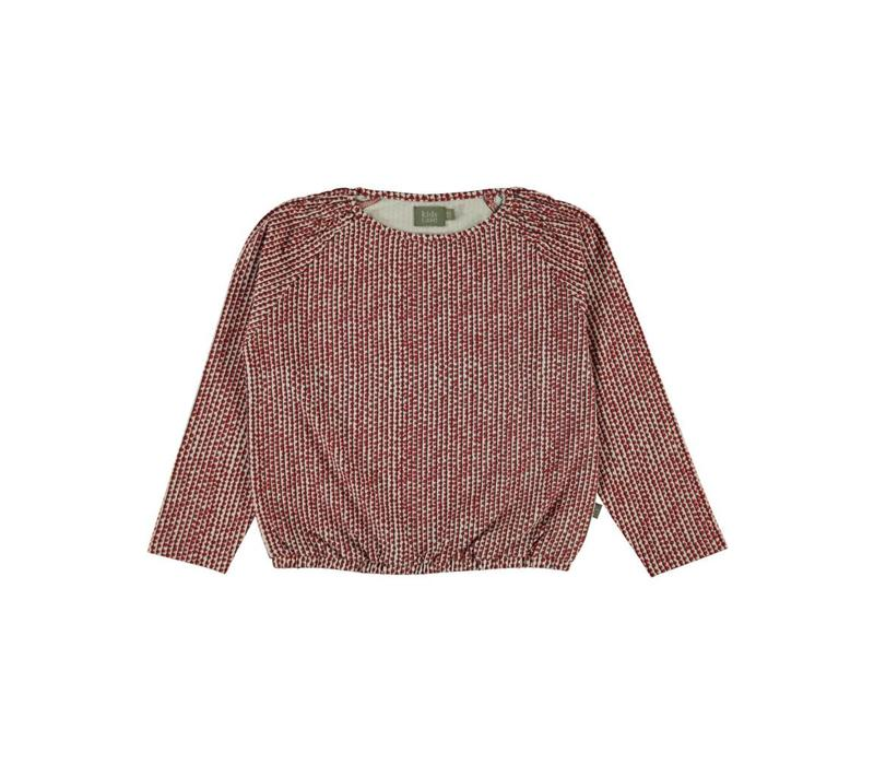 Kidscase Hazel top red