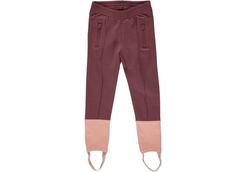 Kidscase Kidscase Brooklyn slim pants red