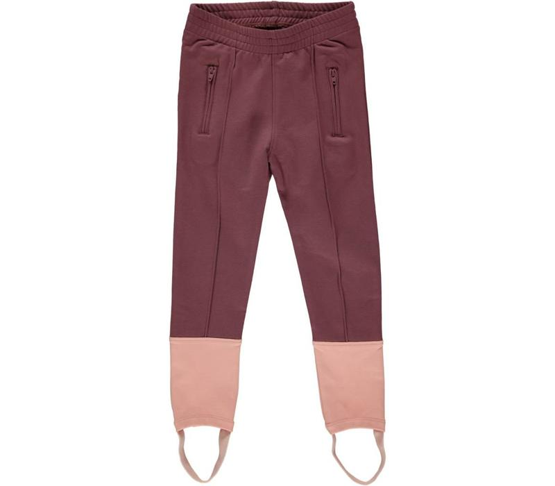 Kidscase Brooklyn slim pants red