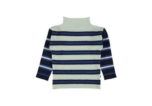 Kidscase Kidscase Jules striped sweater off-white